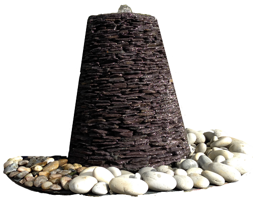Large Valentia Slate Beehive Water Feature