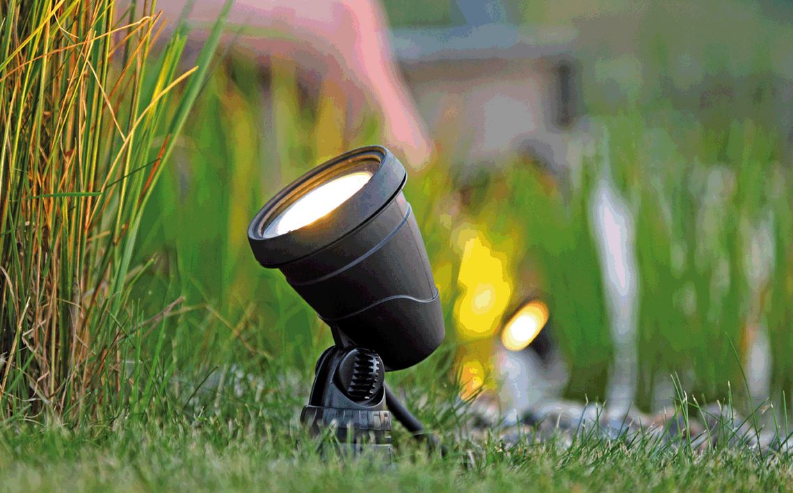 Oase lunaqua 3 led set 1 light for Spot led encastrable exterieur terrasse