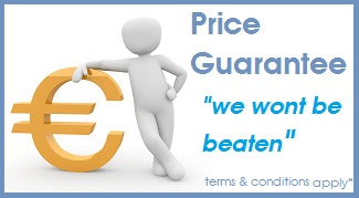 price guarantee waterfeatures ireland