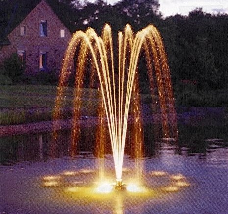 Oase Pond Jet Light Set