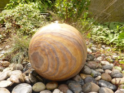 Rainbow Sphere Water Feature 40cm