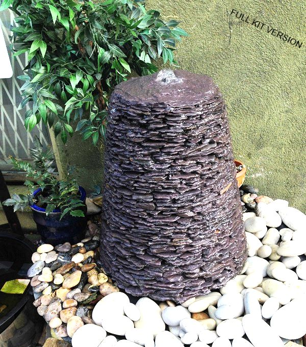 Valentia Slate Beehive Water Feature Kit