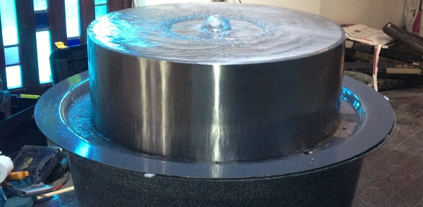 bespoke waterfeature