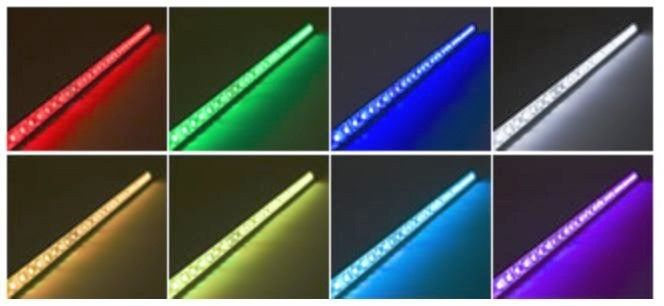 colour change LED light