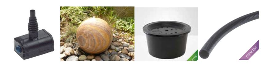 diy kit water feature