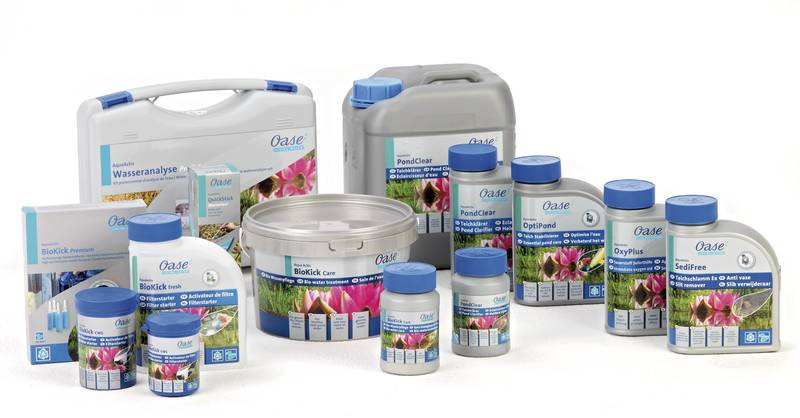 pond care treatments